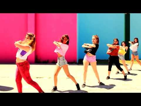 J balvin ginza  coreografía