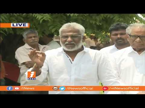 BJP and TDP Cheats People Of Andhra Pradesh on AP Special Status | YCP MP YV Subba Reddy | iNews