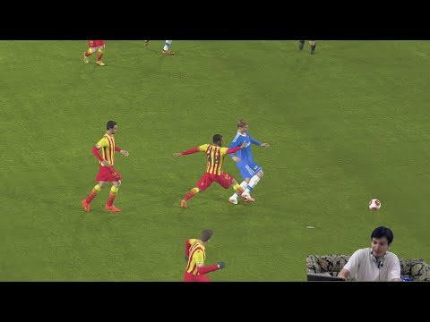 Barcelona Vs Chelsea - Partido Por El Ranking En Pes 2014 Gameplay - Tutorial Como Enfadarse Xd video