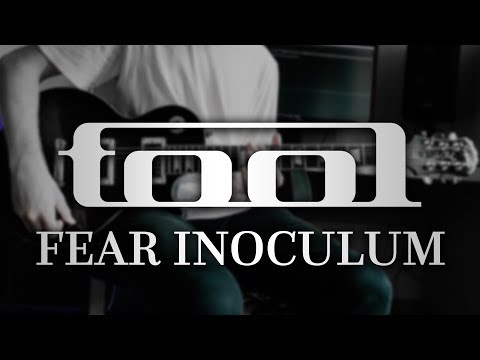 Download Lagu  TOOL - Fear Inoculum Guitar Cover with Play Along Tabs Mp3 Free