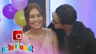 ASAP Chillout: Tarantanong Challenge with Kathryn and Daniel