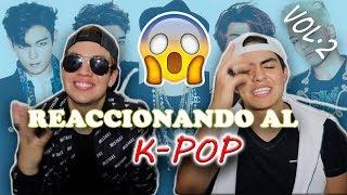 Download Lagu REACCIONANDO AL K-POP POR PRIMERA VEZ! (TWICE, BIG BANG, EXO, NCT ,BTS Y MAS....)*¿NOS GUSTA?*VOL.2 Gratis STAFABAND
