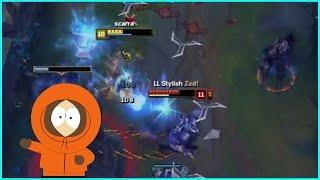 Scarra vs LL Stylish | Dyrus | IWD Kills Kenny - Best of LoL Streams #58