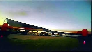 Micro drone FPV in plane combat Slatina letiste RC Praha