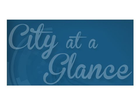 view City at a Glance: Town & Gown video