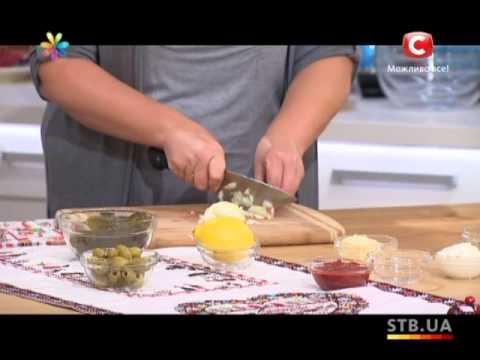 Как готовить солянку - рецепт - видео