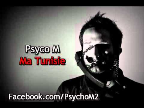 Psyco M - Ma Tunisie [New 2012]