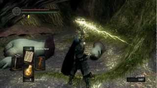 dark souls how to get to the great hollow