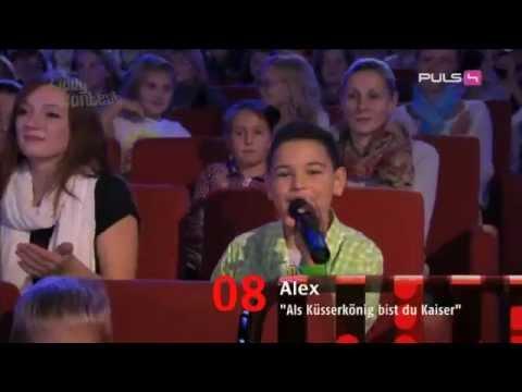 Kiddy Contest 2012 - FINALE - Alex Baumgartner:
