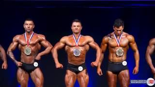 IFBB Classic Physique Devision B - 2brosevent London 10-11 March 2018 - Meter Mevsimler