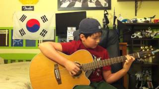 Blink 182 - Adam's Song - Fingerstyle Guitar - Andrew Foy