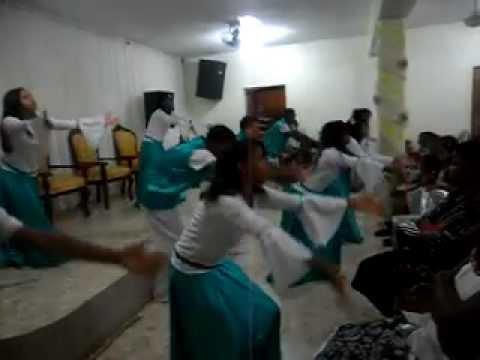 Levantate y Resplandece Marcos Barrientos Lev Ntate y Resplandece Danza