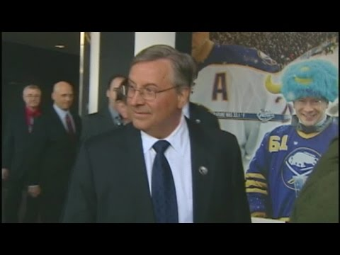 Who is Terry Pegula?
