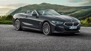BMW 8 Series 2019 Convertible   Interior Exterior and Drive