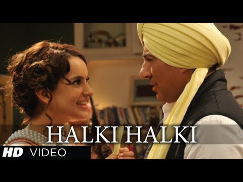 Halki Halki I Love New Year Video Song Ft. Sunny Deol Kangana...