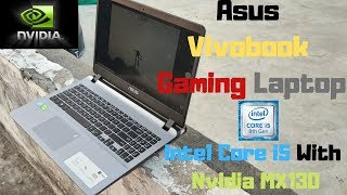 [Hindi] Asus Vivobook Review Best Budget Gaming Laptop Under 45K