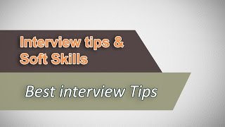 Best Soft Skills & Life skills &  Corporate etiquette - Interview Tips by Mr.Rajeev Nambiar