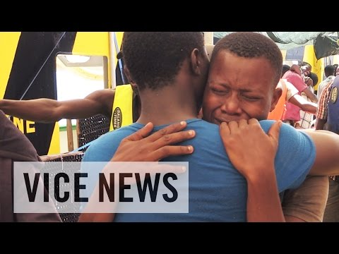 Surviving One of the Deadliest Routes to Europe: Refugees at Sea
