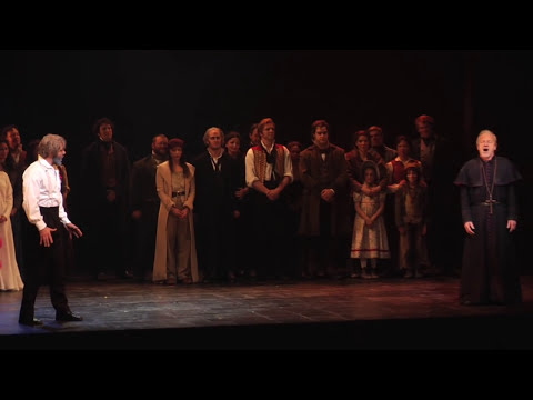 Ramin Karimloo and Colm Wilkinson duet -