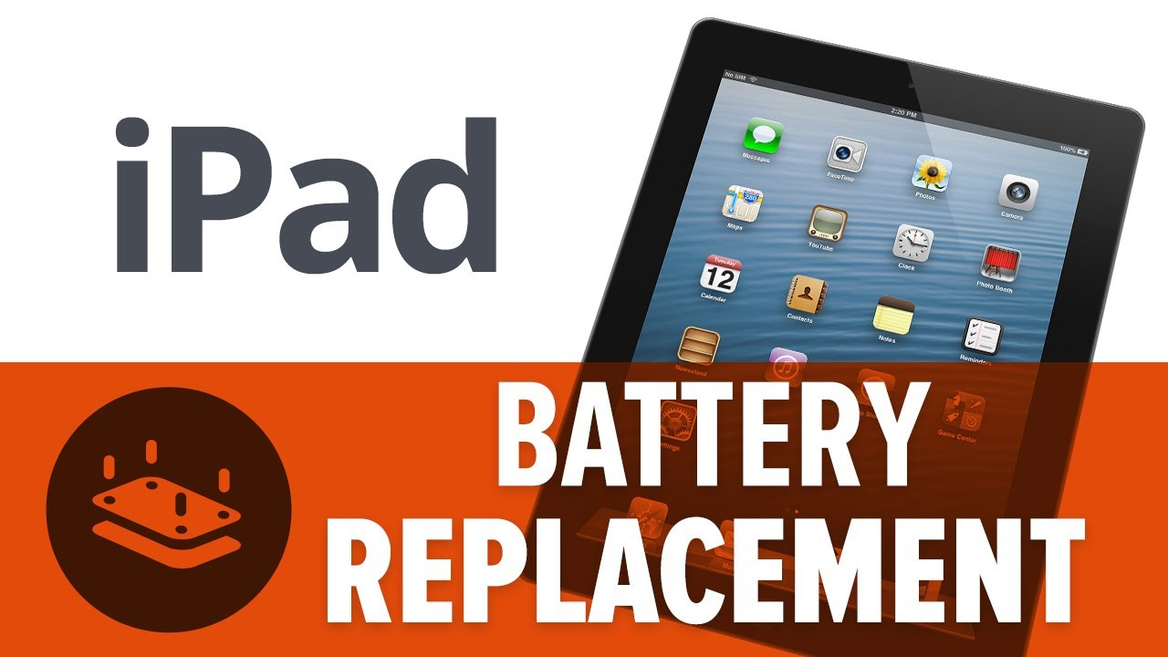 iPad Wi-Fi Battery Replacement