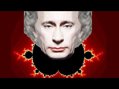 Фрактальный портрет России