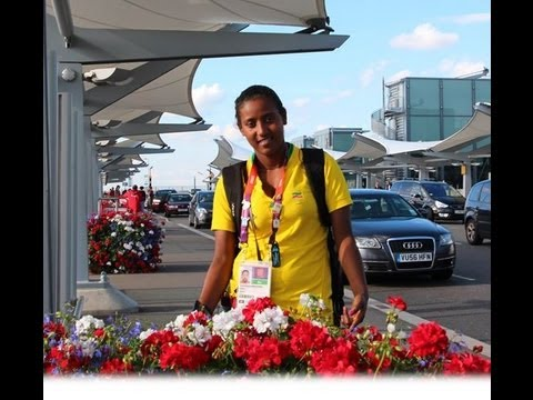 Yanet, see you in Rio!! - My London 2012 Olympic Games  Experience No.7