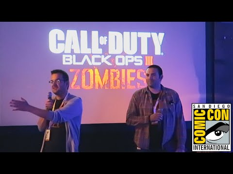 Black Ops III Zombies: Comic Con Escape!