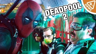 "Why Deadpool 2's ""Peter"" Is More Important than You Think! (Nerdist News w/ Jessica Chobot)"