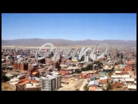 Oruro arquitectura y ciudad