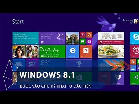 Windows 8.1 bước vào chu kỳ khai tử đầu tiên | VTC1