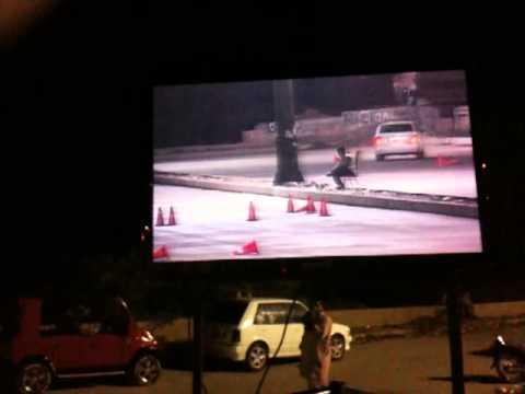 Majid Mirza Run - Autocross Challenge 2012 - Karachi