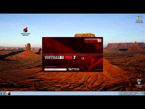 SOLUCION DE LA VIRTUAL DJ 2012 LA VERDADERA VERSION EN WINDOWS 7 07 13