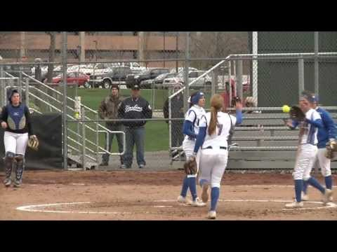 4-19-13 Softball post North Dakota State
