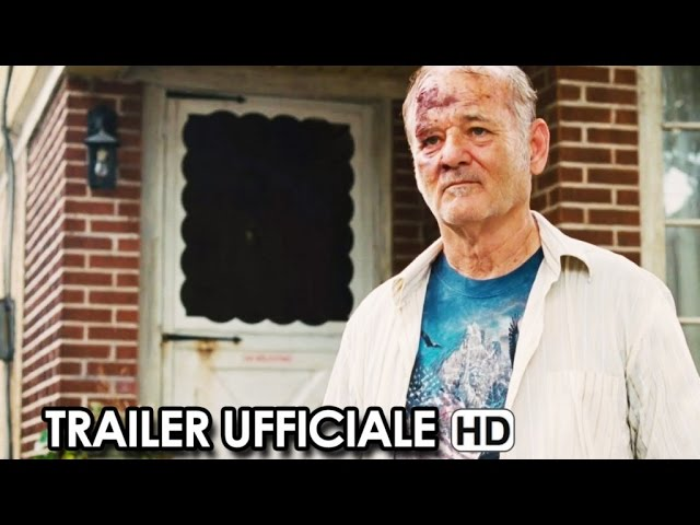 St.Vincent Trailer Ufficiale Italiano (2014) - Bill Murray, Melissa McCarthy Movie HD