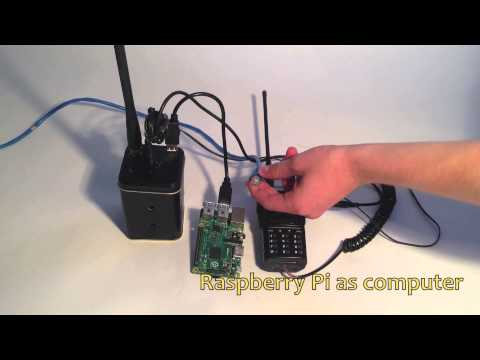 AllStar Link Demo and linking commands (Amateur Radio + New Technology)