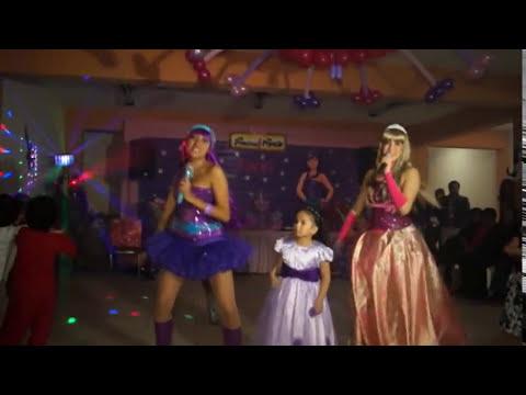 BARBIE ESTRELLA DEL POP / PRODUCCIONES DARLING / AHORA SOY