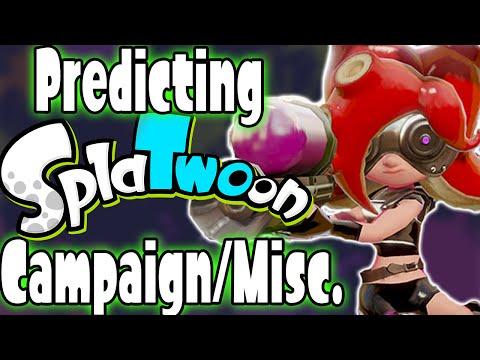 Misc Computer Games - Splatoon - Squid Sisters Theme