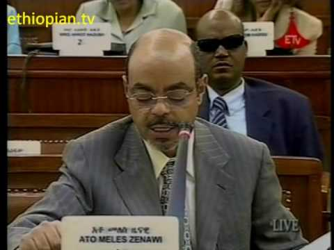 Ethiopian PM Meles Zenawi Perofmance Report - Part 2 of 11