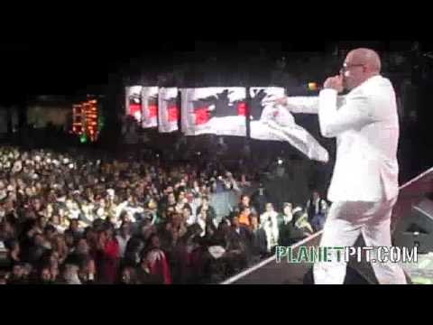 Mr 305 PERFORMS IN MEXICO: GOLIATH FESTIVAL 50K+ people PERFORMING Culo and I Know you want me Video