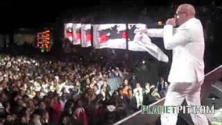 Mr 305 PERFORMS IN MEXICO: GOLIATH FESTIVAL 50K+ people PERFORMING Culo and I Know you want me