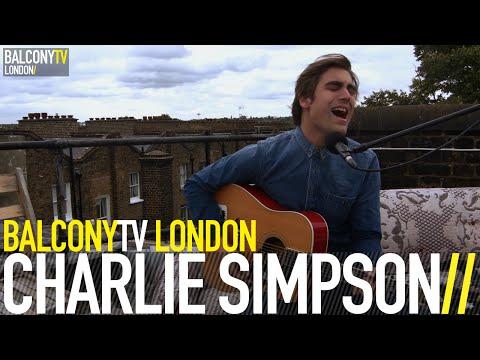 CHARLIE SIMPSON - EMILY (BalconyTV)