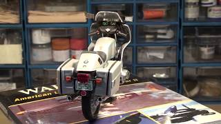 BMW R100 RS.. IMAI 1:12 PLASTIC MODEL