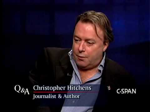 Q&A: Christopher Hitchens