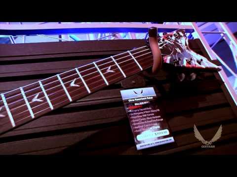 Dean Guitars 2015 N.A.M.M. Highlights - Dimebag Razorback Series