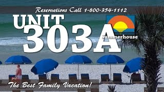 Unit 303A Summerhouse Panama City Beach Vacation Condo