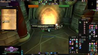 World of Warcraft: Scrap-E Access card and Jeeves