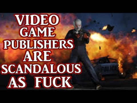 Game Publishers Scandalous As Fuck - Gta V Tank Rape (gameplay commentary) video