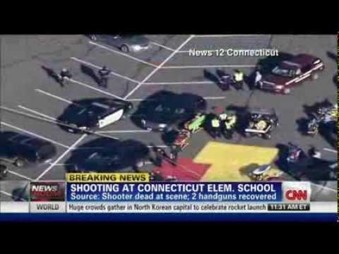 CNN Breaking News - Sandy Hook/Newtown Shootings