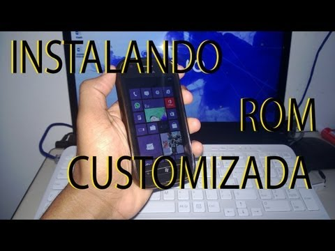 [Tutorial] Instalando ROM Customizada no Nokia Lumia 710