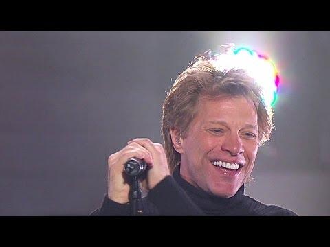 Bon Jovi  Its My Life 2012   FULL HD